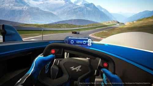 Alpine annonce son arrivée sur Gran Turismo Sport !