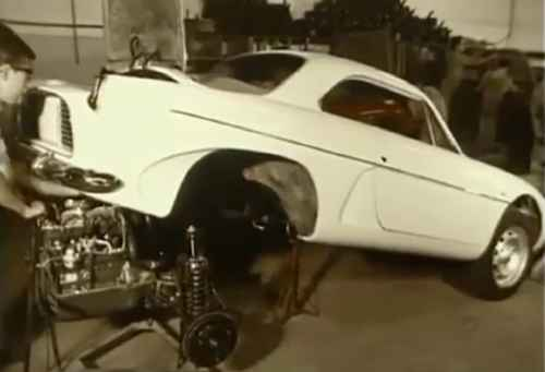 Ligne de Fabrication de la Willys Interlagos