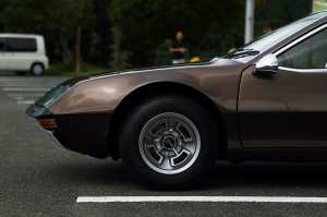 Une Alpine A310 au Takao Sunday Meeting !