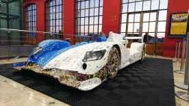 Alpine A450 Art Car Ghass Gare Marseilles - 14