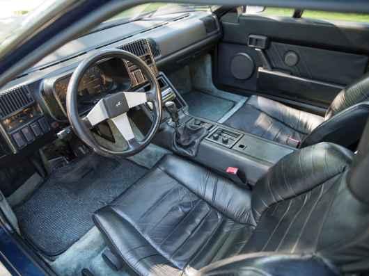 Alpine GTA Turbo 1990 Petrolicious - 7