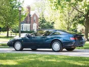Alpine GTA Turbo 1990 Petrolicious - 8