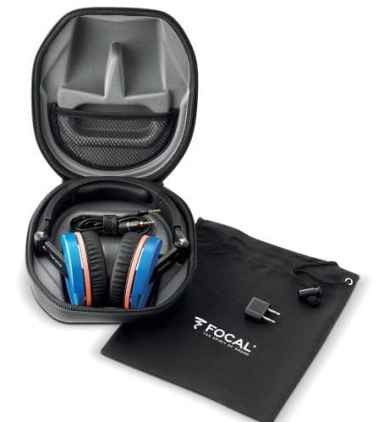 Casque Focal Spirit Signatech Alpine - 1