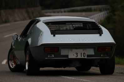 Alpine A310 1600 VE 1973 Japon - 12
