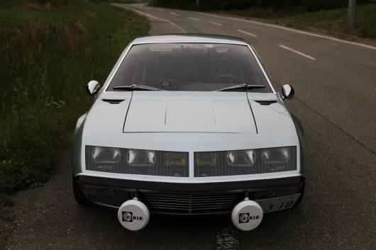 Alpine A310 1600 VE 1973 Japon - 13
