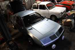 Alpine A310 1600 VE 1973 Japon - 9
