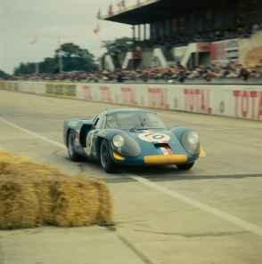 Alpine A220 1968