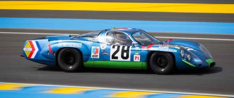 Alpine A220 (1968)