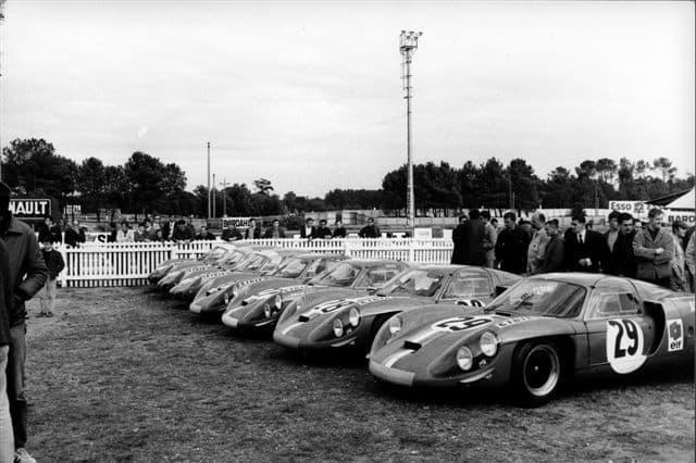 Alpine Le Mans 1968