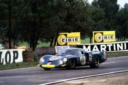 Alpine A220 Le Mans 1968