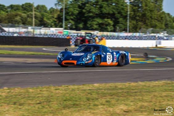 Alpine A220 Le Mans Classic