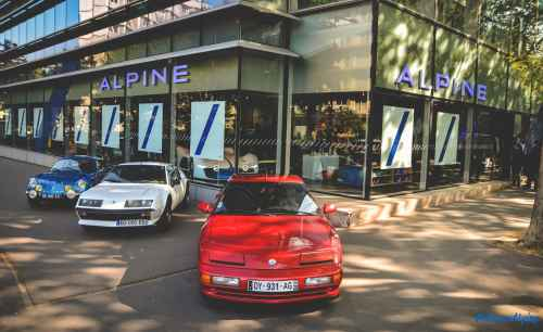 Alpine va ouvrir son 20ème Showroom à Béziers !