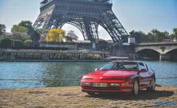 Alpine GTA A110 A610 A310 NG SPORTS PARIS GPE AUTO - 23
