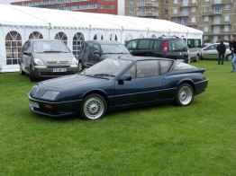 Alpine GTA V6 Turbo Pierangeli BBS - 1