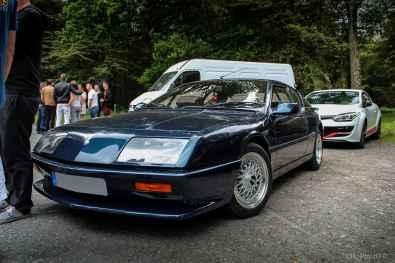 Alpine GTA V6 Turbo Pierangeli BBS - 2