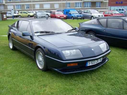 Alpine GTA V6 Turbo Pierangeli BBS - 6