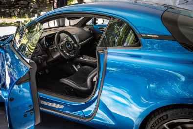 Alpine A110 2017 Mickael van der sande Parco Valentino - Salone dell'Auto di Torino - 10