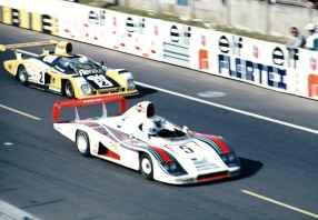 24 Heures du Mans 1978 pironi jabouille depailler jaussaud bell ragnotti frequelin a443 a442b a442a a442 victoire - 4