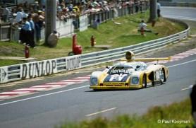 24 Heures du Mans 1978 pironi jabouille depailler jaussaud bell ragnotti frequelin a443 a442b a442a a442 victoire - 5