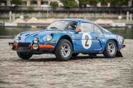 Alpine A110 1600S 1971 Usine Jean Pierre Nicolas - 3