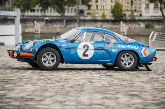 Alpine A110 1600S 1971 Usine Jean Pierre Nicolas - 4