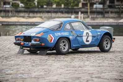 Alpine A110 1600S 1971 Usine Jean Pierre Nicolas - 6