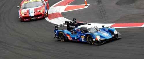 Signatech Alpine rêve de podium et de victoire au Mexique