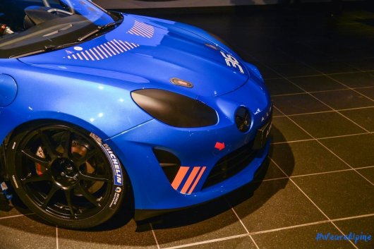 Alpine A110 Cup Signatech Studio Boulogne Billancourt GPE Auto - 10