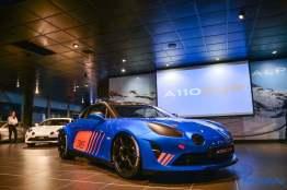 Alpine A110 Cup Signatech Studio Boulogne Billancourt GPE Auto - 12