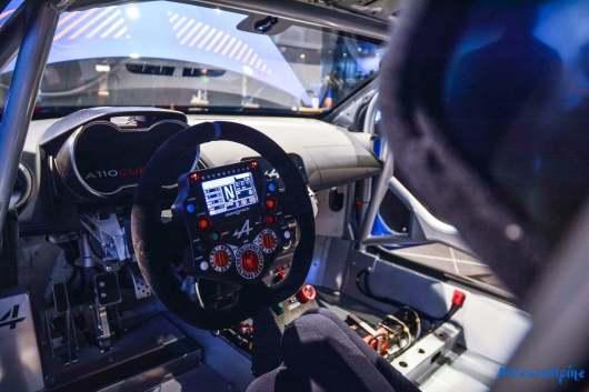 Alpine A110 Cup Signatech Studio Boulogne Billancourt GPE Auto - 23