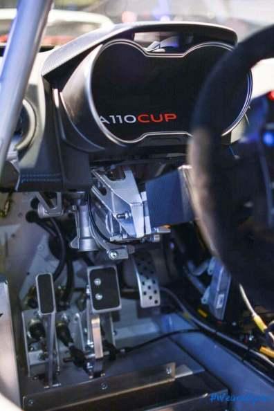 Alpine A110 Cup Signatech Studio Boulogne Billancourt GPE Auto - 27