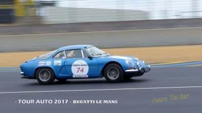 Alpine A110 Tour Auto 2017 Peter Planet - 23