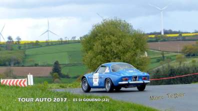 Alpine A110 Tour Auto 2017 Peter Planet - 34
