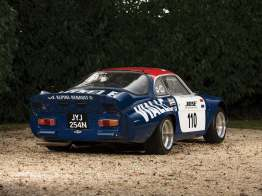 Alpine A110 B Vialle 1974 Rally cross (41)