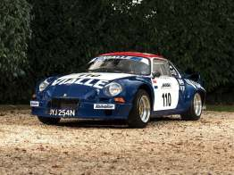 Alpine A110 B Vialle 1974 Rally cross (5)