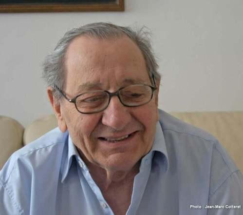 Bernard Pierangeli, le père du Centre Alpine s'en est allé