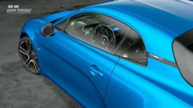 Alpine A110 Première Édition '17 GT Sport Gran Turismo PS4 Playstation 4 Polyphony Digital DLC 4