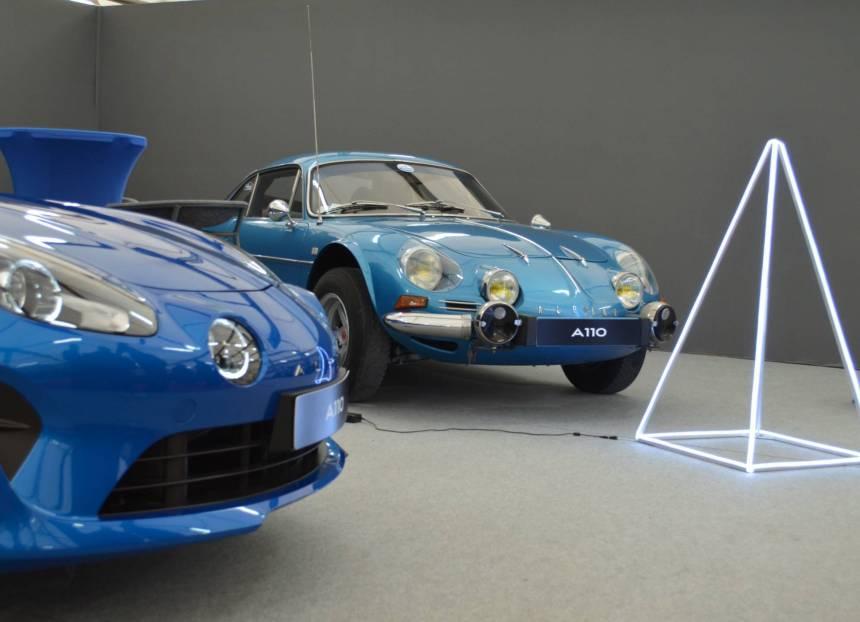Le plein d'Alpine à la 16ème édition de l'Avignon Motor Festival