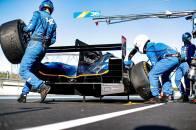 Signatech Alpine A470 Matmut Prologue Championnat du Monde FIA WEC Thiriet Negrao Lapierre Castellet (2)