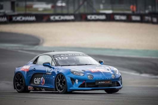 Alpine Elf Europa Cup 2018 Nurburgring CMR Milan Sancinena Beltoise Romano Signatech (31)