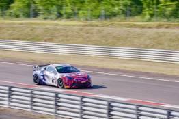 Alpine Planet FFSA GT GT4 Dijon Prenois A110 - 3