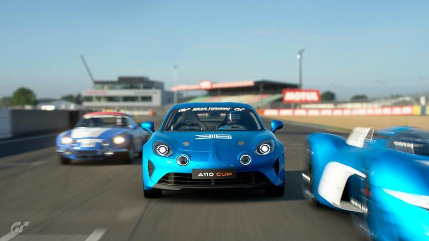 Gran Turismo Sport: le Championnat Alpine Planet Cup !