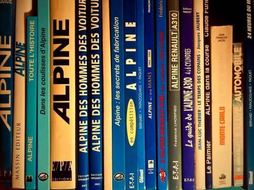 L'Alpinethèque idéale : Alpine Label Bleu