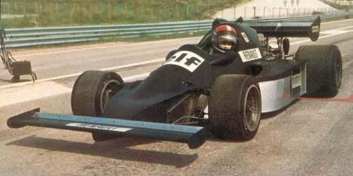 Alpine A500: Le fantôme de l'Alpine F1