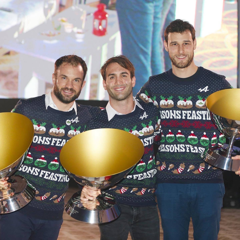 Remise des prix FIA WEC Super Saison 2018-2019 3