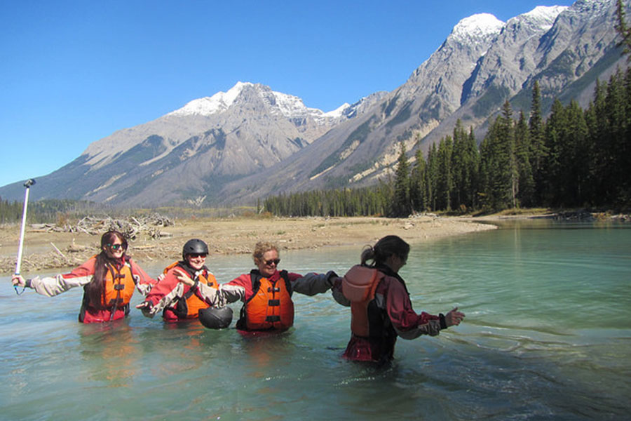 Kicking Horse River Insider's Guide