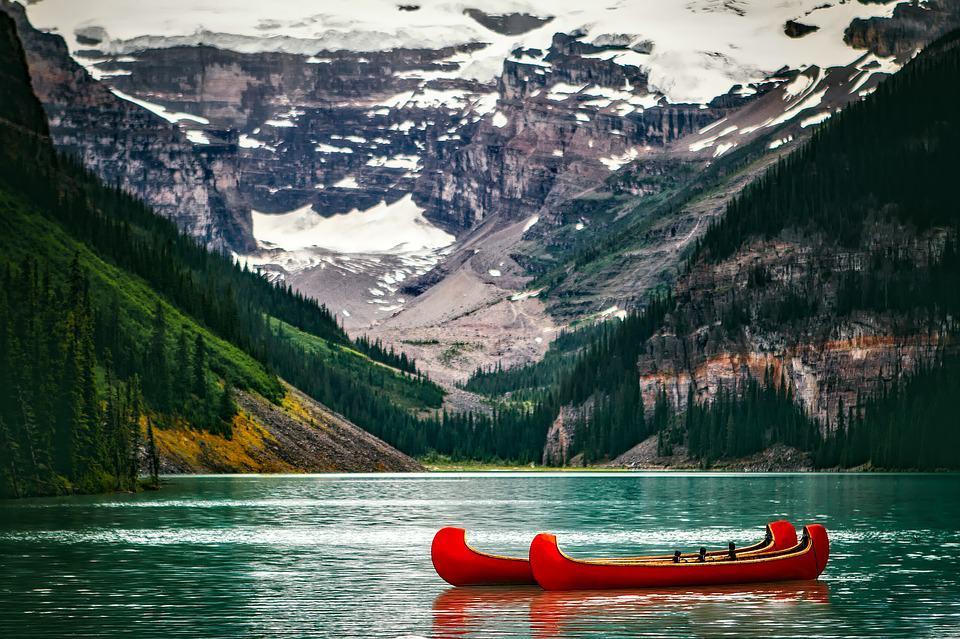 lake louise whitewater rafting