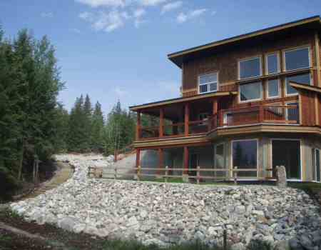 Raft and Stay Packages in Golden BC