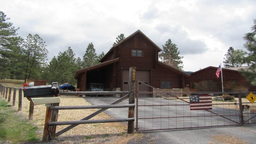 Grey Fox Ln,Corvallis,Montana,2 Bedrooms Bedrooms,2 BathroomsBathrooms,Home,Grey Fox Ln,1047