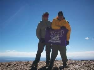 Grand Prize winner: Philmont Fun - Climbing Mt. Baldy by Arthur Larson
